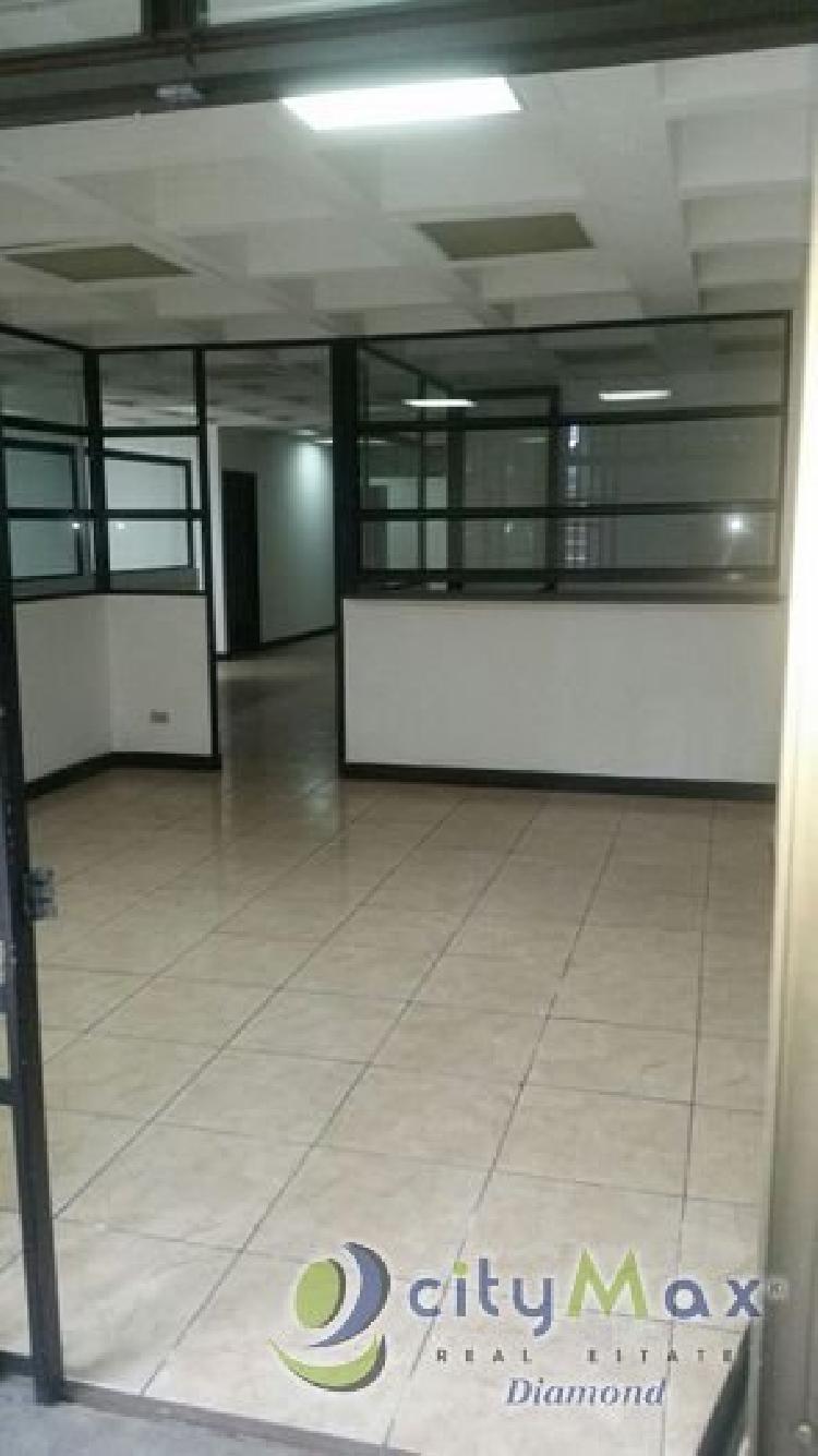 Local u Oficina tabicado zona 9 área comercial