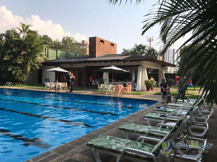 ALQUILER apartamento en ZONA 14 GUATEMALA