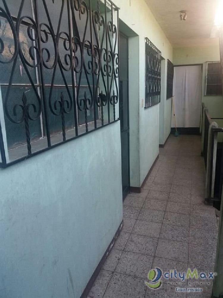 citymax vende casa USO COMERCIAL zona 18, ciudad