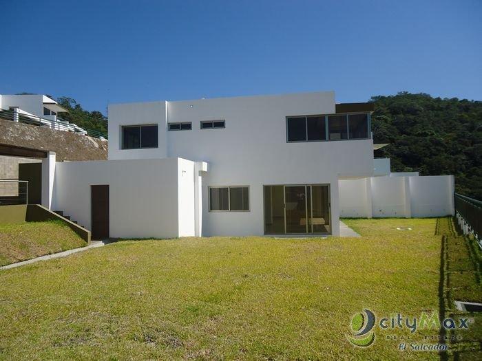Citymax renta casa estrenar en Condominio Garden Hills