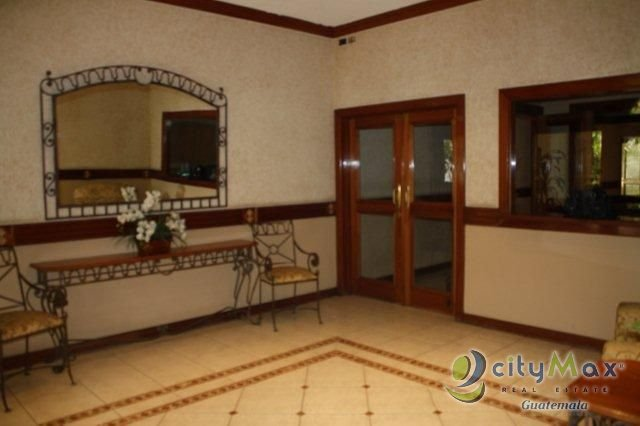 Apartamento en ALQUILER en zona 10 Ciudad de Guatemala