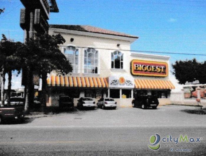 En Renta Edifico Ideal para Restaurante en Aguilares