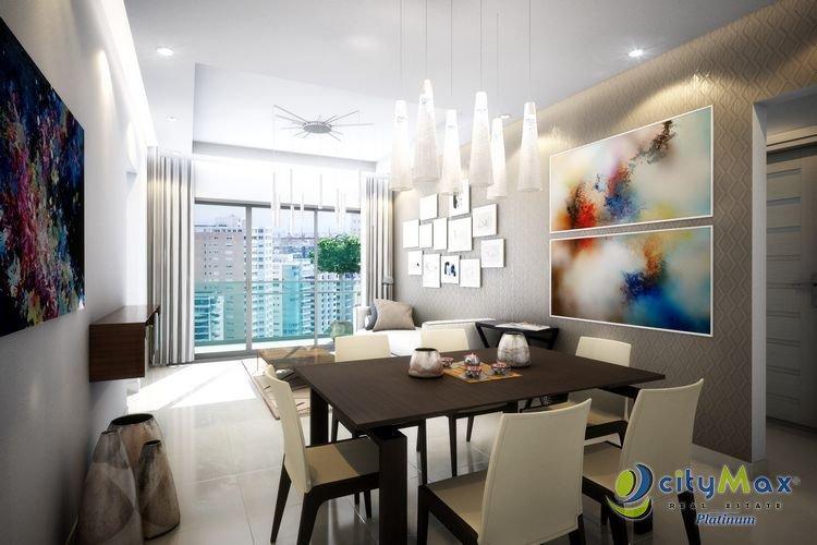 Citymax Platinum vende apartamento en Evaristo Morales