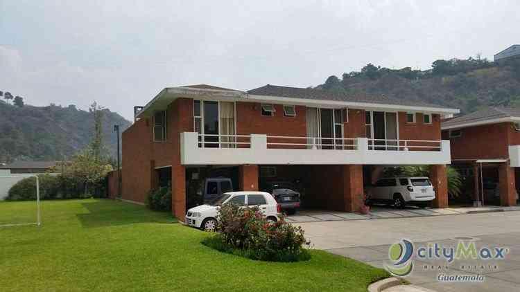 cityMax vende casa en condominio de zona 13 Guatemala