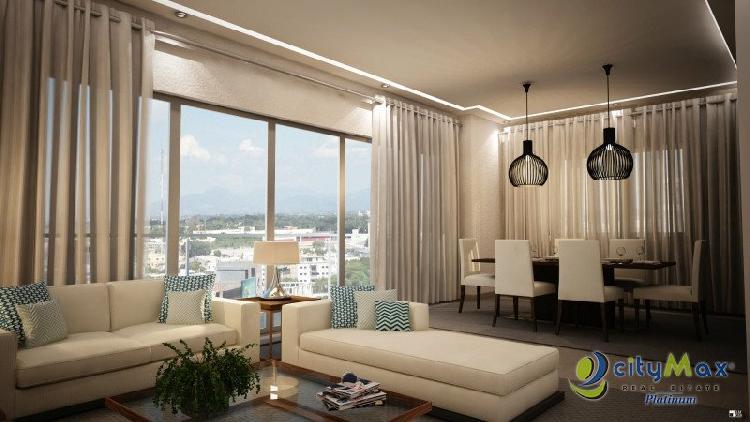 cityMax Platinum ¡Vende! Penthouse en Piantini