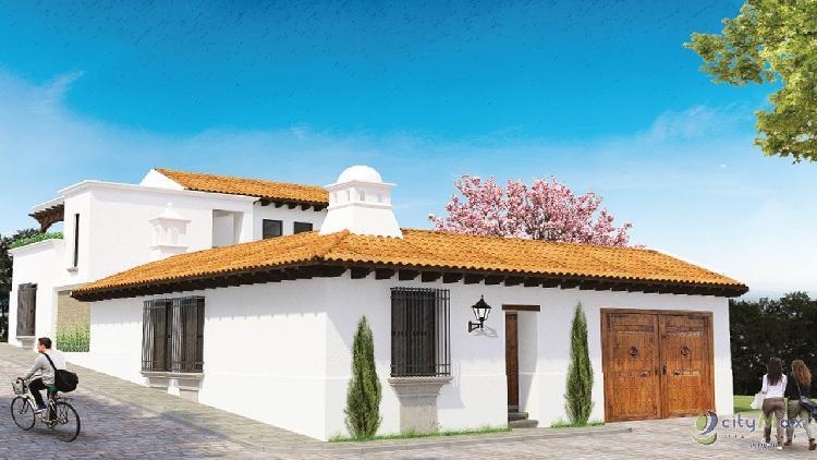 ¡Casa en venta, en Exclusivo Residencial de Antigua!