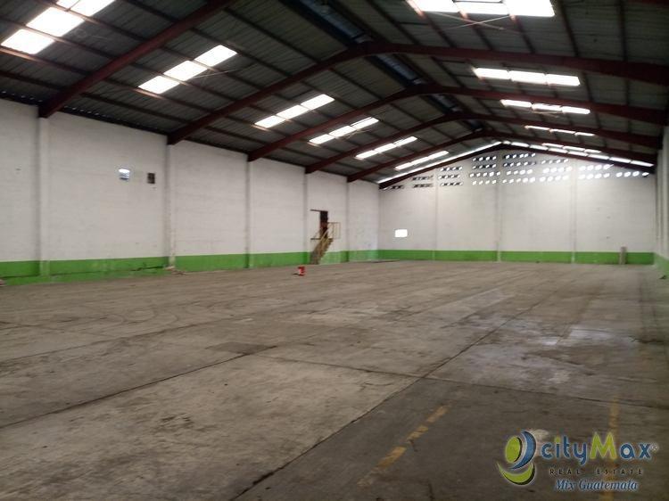 Rento Ofibodega de 1,154 m² KM 22 Villa Nueva