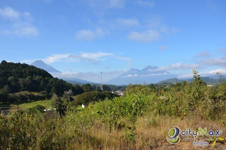 ¡Citymax vende terreno ercano a La Antigua Guatemala!