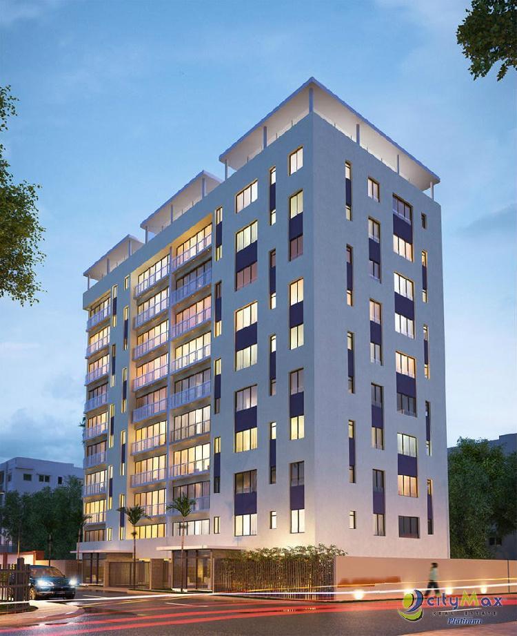 cityMax Platinum Vende Penthouse en el Evaristo Morales