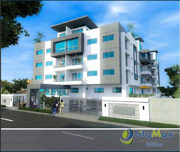 Apartamento en Venta en Viejo Arroyo Hondo con Terraza