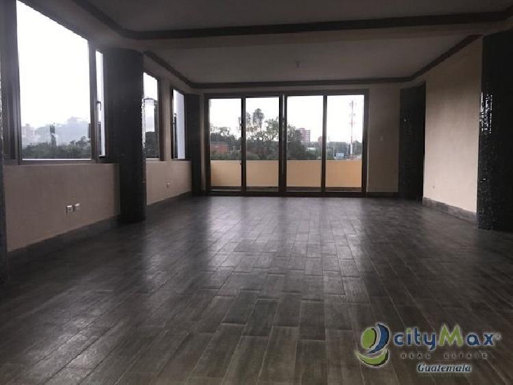 cityMax Vende Apartamento en La Isla zona 15 Guatemala