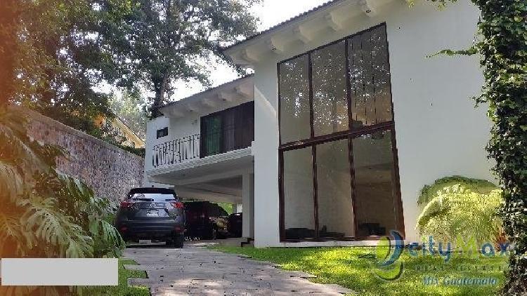 Vendo o Rento Casa en Carretera San Lucas Sacatepequez