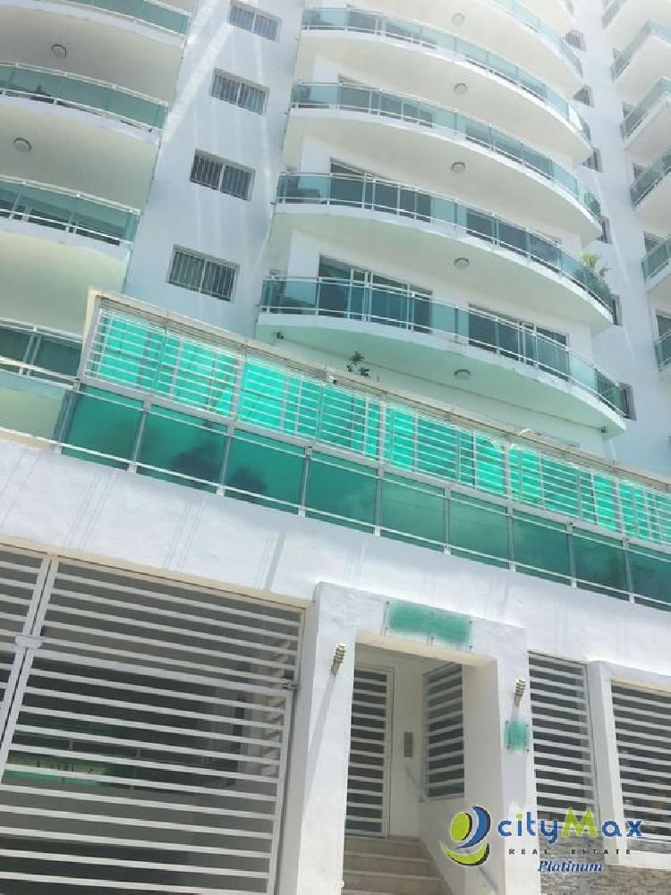 cityMax vende Apartamento 3H Evaristo Morales