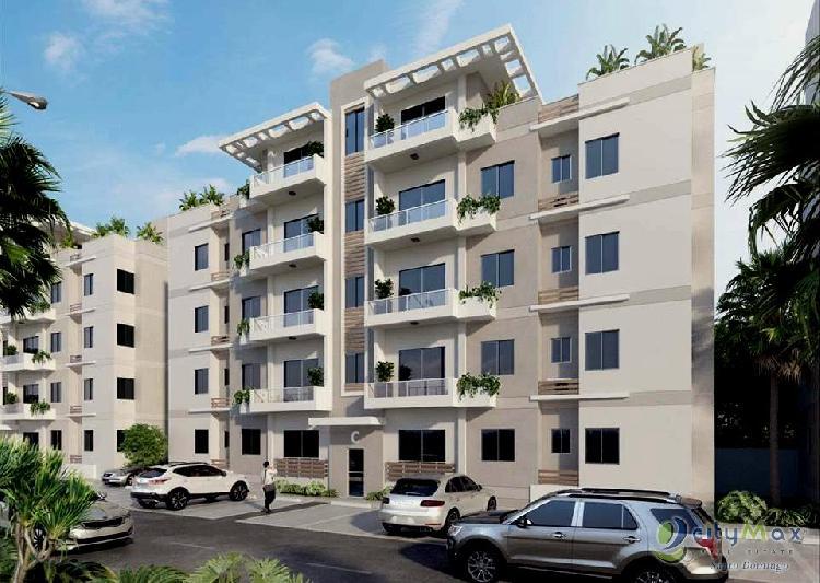 Vendo Apartamento en Avenida Independencia