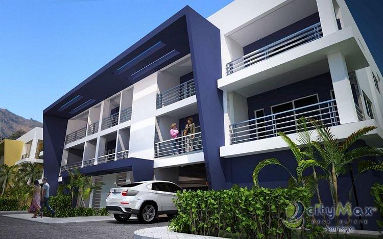 Hermoso Apartamento en venta en Sosua Puerto Plata.