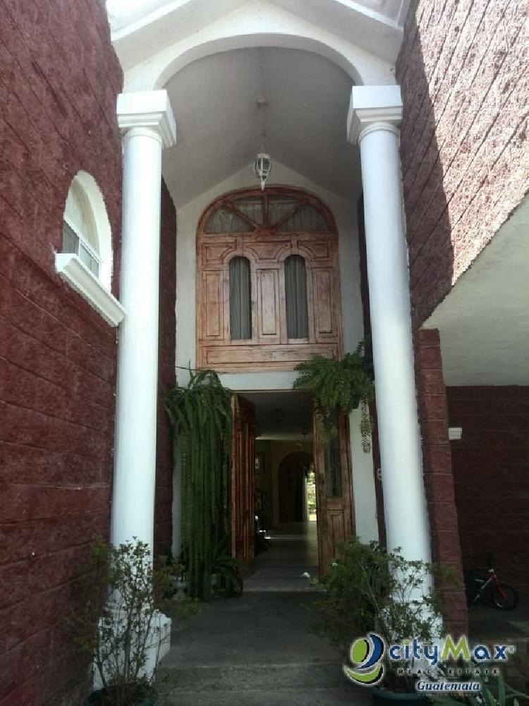 CityMax Vende Casa en Altos De San Gáspar en Zona 16
