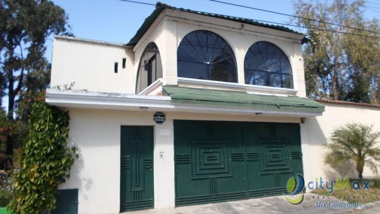 Casa en Venta en San Miguel Petapa