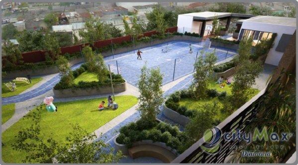 Moderno proyecto de apartamentos en venta zona 6