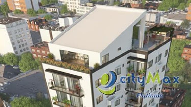 cityMax (vende) apartamentos en Naco Santo Domingo