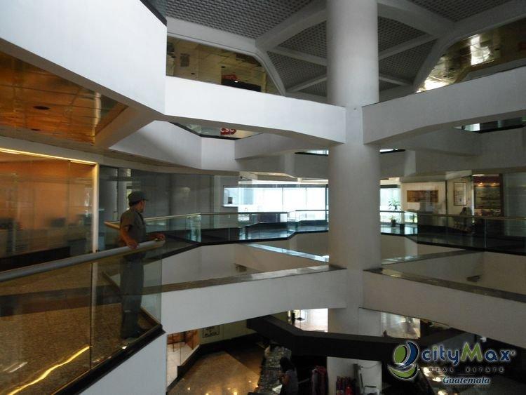CityMax alquila local en zona edificio zona 10