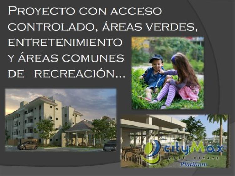 CityMax Vende Nuevo Apartamento Altos de Arroyo Hondo
