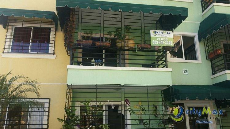CityMax VENDE apartamento  en Urb Don Honorio