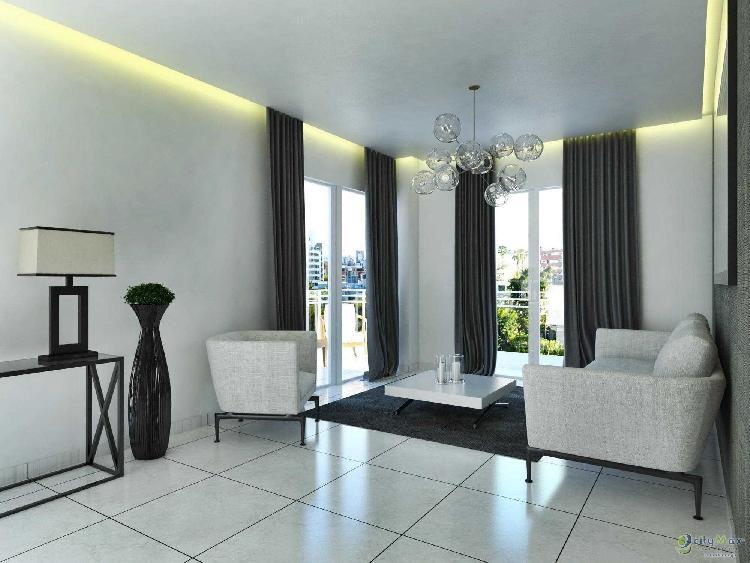 CityMax Vende Apartamento en El Millón con Terraza