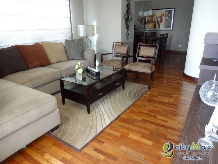 Vendo apartamento en zona 14 Ciudad de Guatemala
