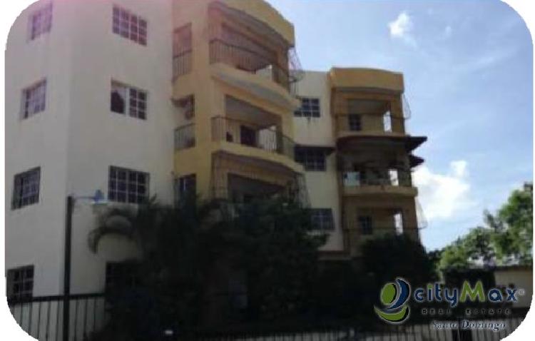 CityMax Vende Amplio Apartamento en Buena Vista l
