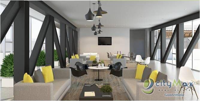 Pent House en Venta en la ZONA 10 Entrega 2018
