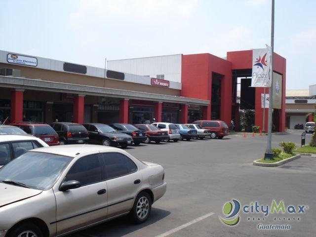Se Renta Local en Villa Nueva en Centro Comercial