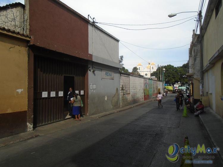 Rento Local Comercial en zona 1 de Mixco