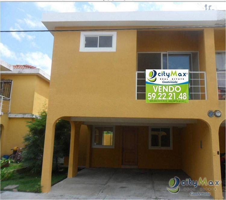 CityMax Promueve  Casa en Carretera a San Jose Pinula