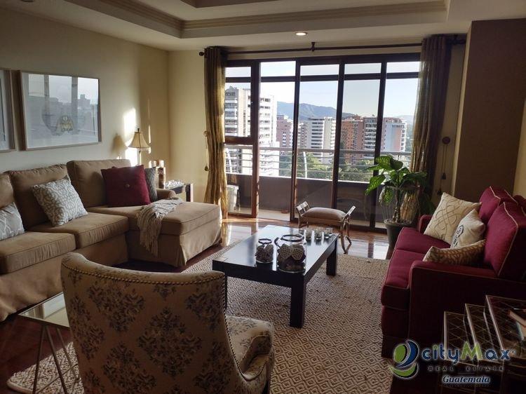 Elegante Apartamento en Venta Santa Maria Zona 10!