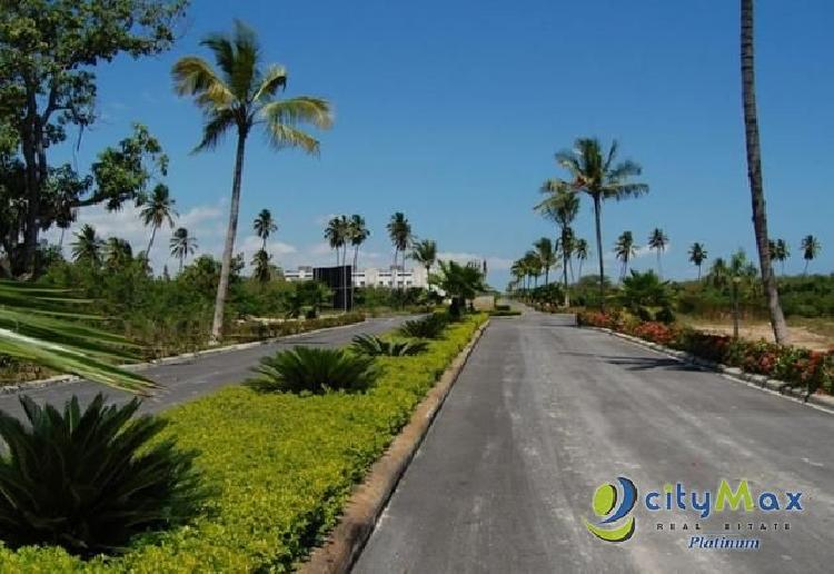 cityMax Platinum Vende Terrenos en Playa Nueva Romana