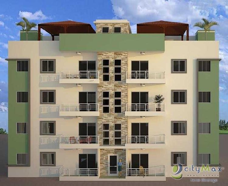 Apartamento en Venta en Santo Domingo Este de 3 hab