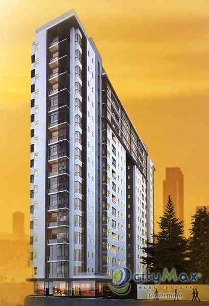 Apartamento en Venta Promueve CityMax en Zona 15