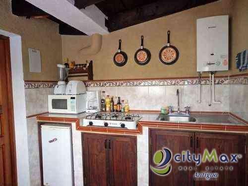Apartamento Amueblado en renta en Antigua Guatemala
