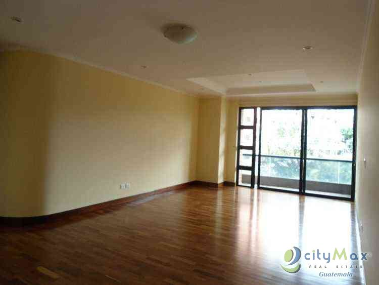 Rento apartamento en zona 10 Guatemala