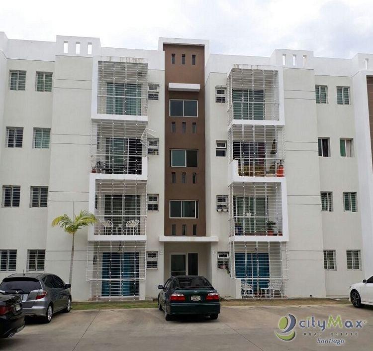 Acogedor apartamento en venta en gurabo SANTIAGO