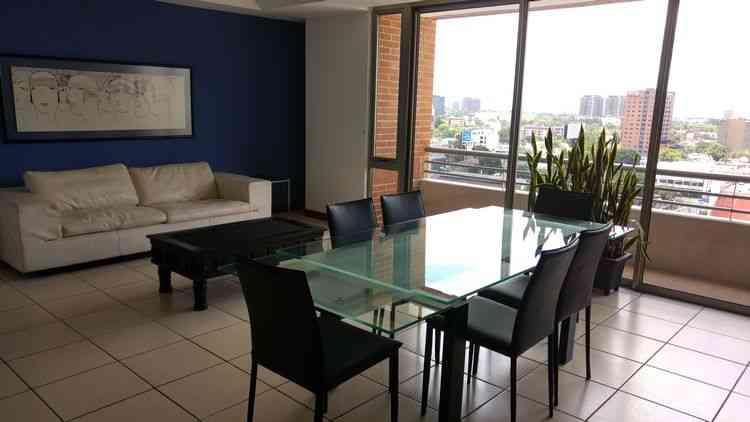 Lindo Apartamento amueblado en z 10 Prmociona CityMax!