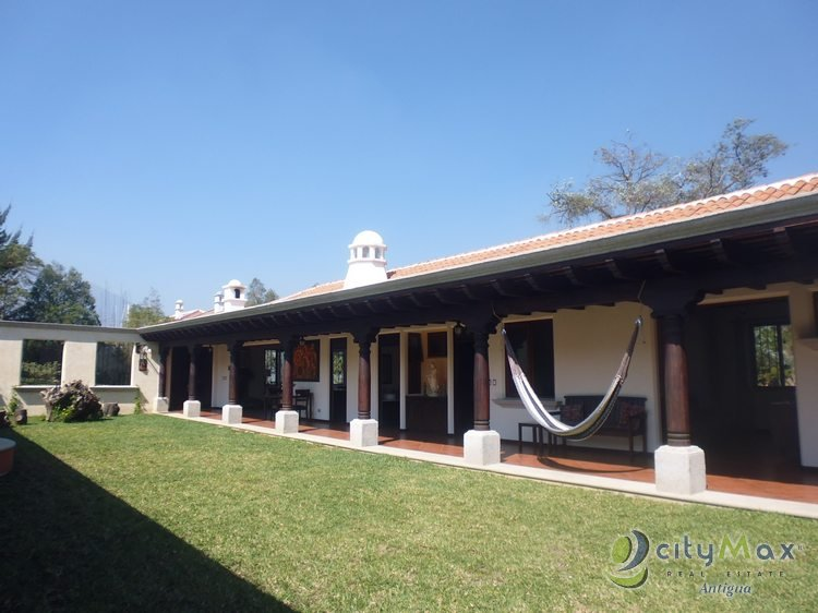 ¡CityMax Promueve Casa en Renta en Antigua Guatemala!