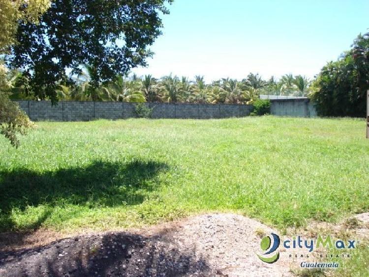 CityMax vende terreno en Puerto de San José