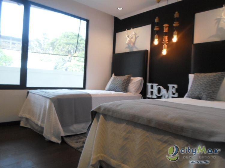 CITYMAX Vende Apartamento en la Zona 14 en Construccion