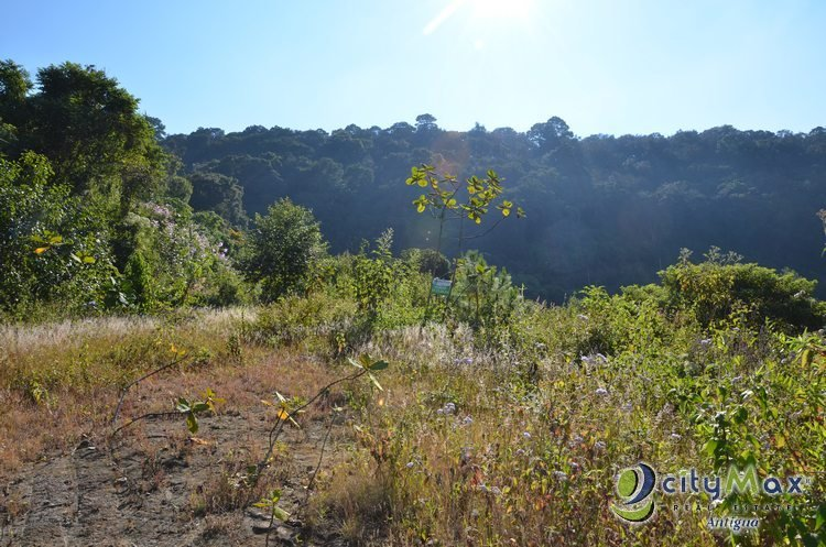¡Citymax vende terreno plano Ctrea. Antigua Guatemala!