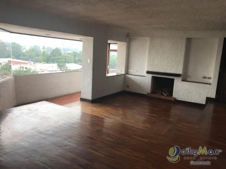 Apartamento en venta en zona 10 Guatemala