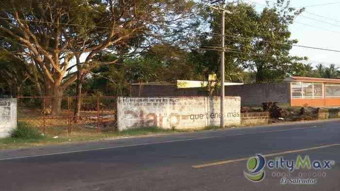 Terreno comercial en alquiler en Aguilares