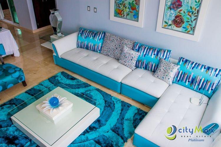 Citymax Platinum vende penthouse en villa olga Santiago