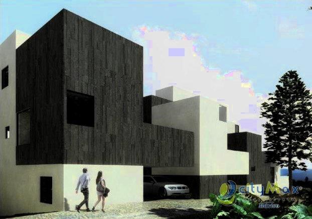 Casas en venta en colonia Contadero Cujimalpa