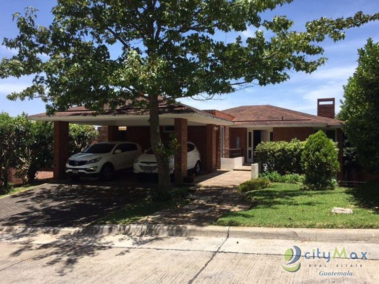 CityMax vende o renta casa en Las Luces Km. 13.5 Carr.